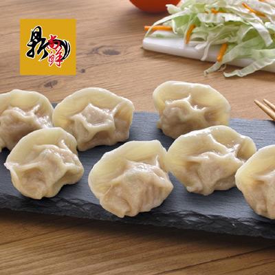 高麗菜豬肉水餃(490g/包(20顆入)