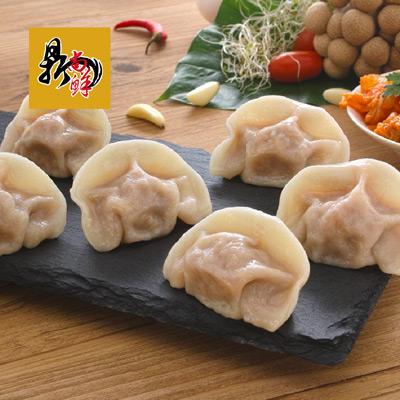 韓式辣味豬肉水餃(490g/包(20顆入)