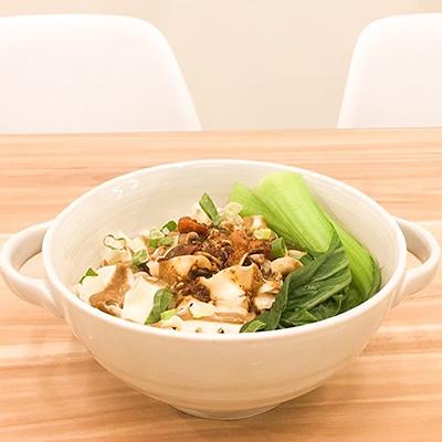 貢椒麻醬拌麵(4入/包,共5包)