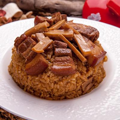 筍乾東坡肉(870g/盒)