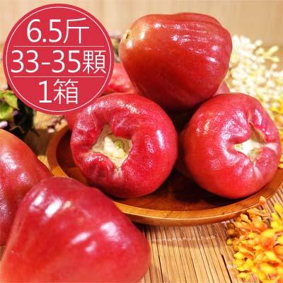 枋寮農會嚴選黑珍珠蓮霧(6.5斤/箱)