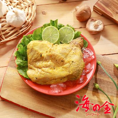南洋咖哩香烤雞腿(180g/包)