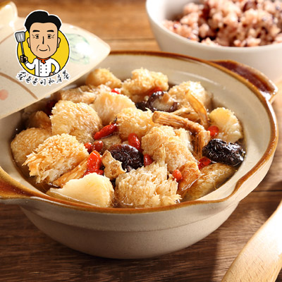 麻油猴頭菇(300g/包)