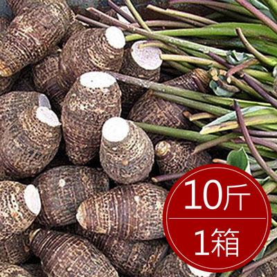 有機轉型期芋頭(10斤/箱)