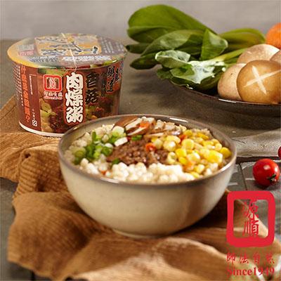 真粥道香菇肉燥粥(60gx12碗)