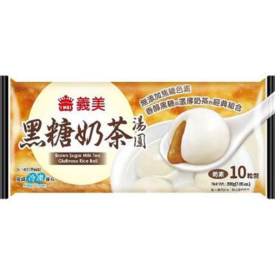黑糖奶茶湯圓(200g/盒)