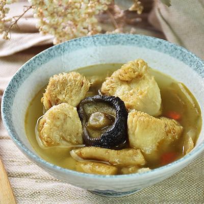 麻油猴頭菇(300g±3%/包)