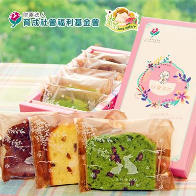母親節磅蛋糕綜合禮盒