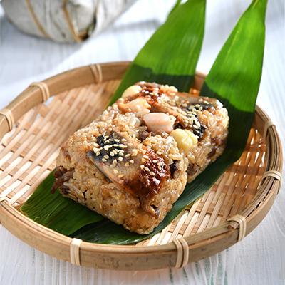 干味鰻滿荷香粽(250g*5入/盒)