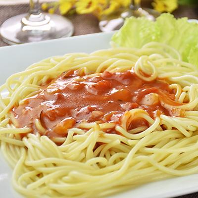 威尼斯紅醬麵(麵150g+醬120g/包)