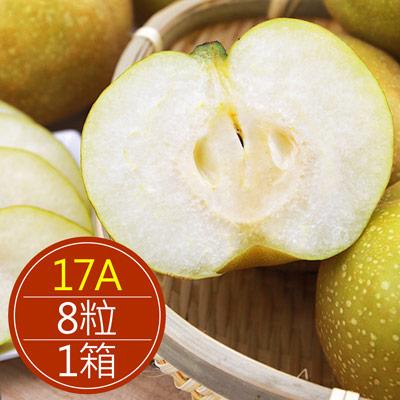 新興梨(17A(8粒)/箱)