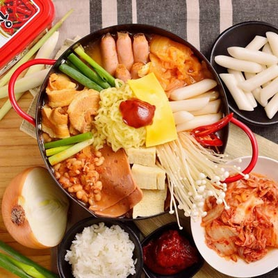 韓國部隊鍋(3~4人份)(1770g/包)