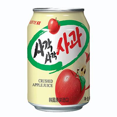 蘋果汁3入(238ml/罐)
