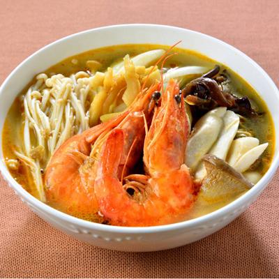 南洋叻沙鮮蝦魚片鍋(1340g±10%/包)