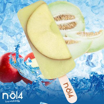 買一送一,蘋果+美濃瓜汁(75g±5%/支)