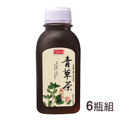 青草茶飲(350ml/瓶*6入)