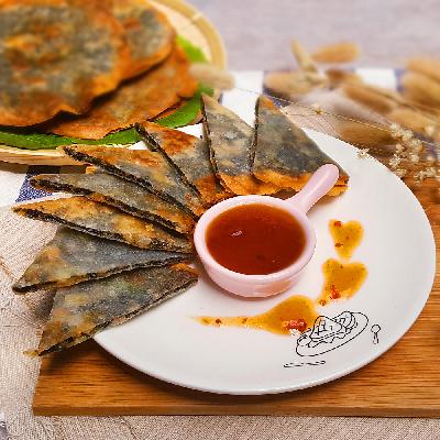 買一送一,紫菜海鮮煎餅(150g±10%(2片/包
